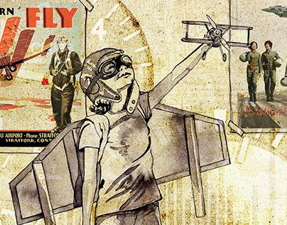 Aviation Illustration