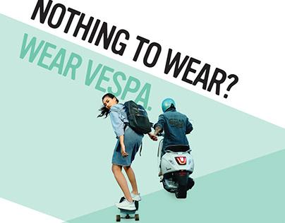 Vespa VN - WEAR VESPA | Promotion Campaign