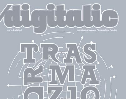 Cover Digitalic Magazine /02/2020 _n.92
