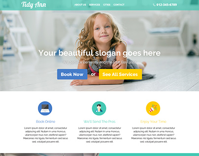 Tidy Ann redesign
