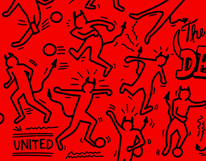 Artwork for Amazon Prime Video and Manchester United