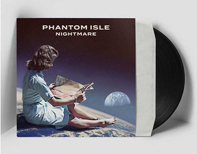 Phantom Isle - Single Artwork