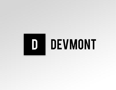 Devmont - branding