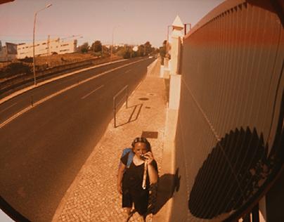 fifteen kilometers along the Lisbon coast