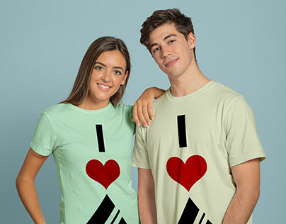 Church Eleven32 Couples T-Shirts