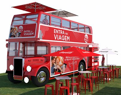 Coca-Cola Festivals Summer Bus