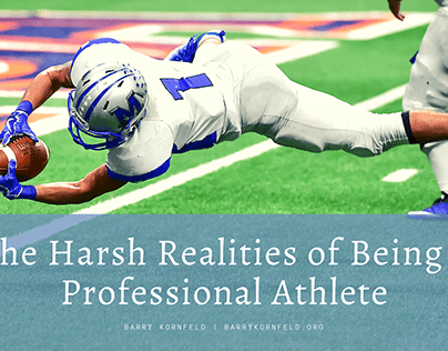 The Harsh Realities of Being a Professional Athlete