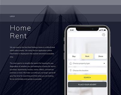 UX/UI - Mobile App