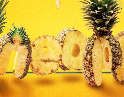 Typo pineapple