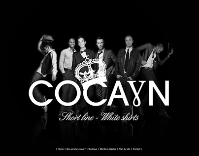 CocaYn [chemises blanches]