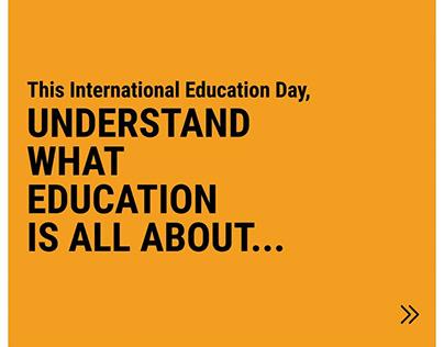 International Education Day