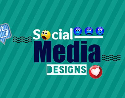 SocialMedia Designs