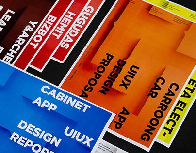 SOTONGFIVE Brand Identity Design Renewal