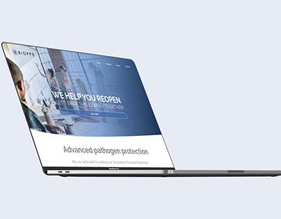 Online UI design project