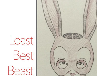 Least Best Beast poster 2015-0711