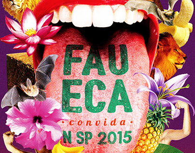Cartaz FAUECA 2014