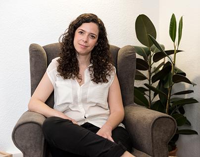 Claudia Hurtado. Psicóloga