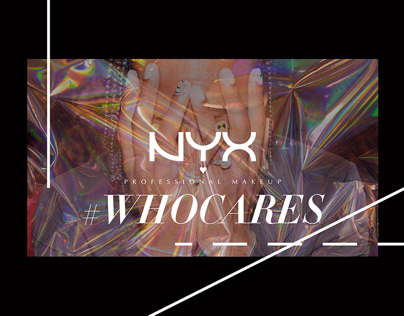 NYX  #WHOCARES