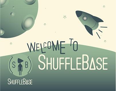 ShuffleBase   App Mobile