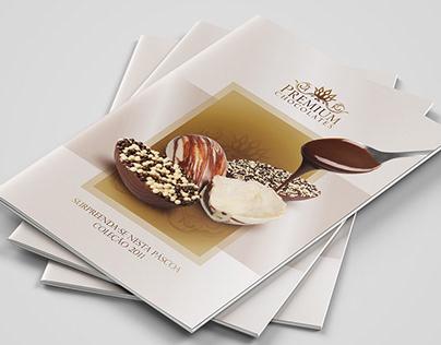 Catálogo de Páscoa - Premium Chocolates