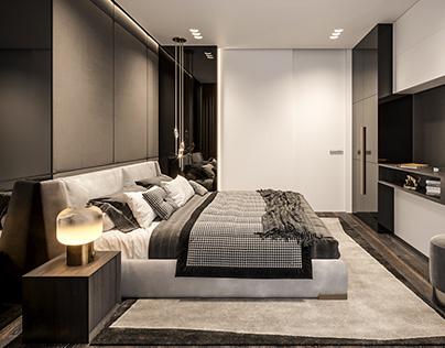 N.E Bedroom