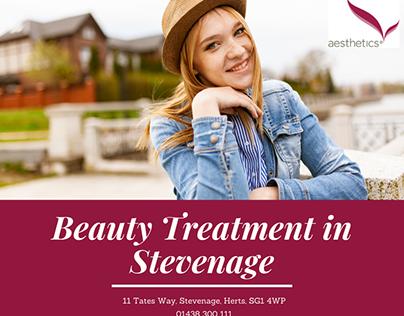 Beauty Treatment in Stevenage