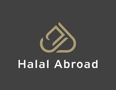 Halal Abroad Branding