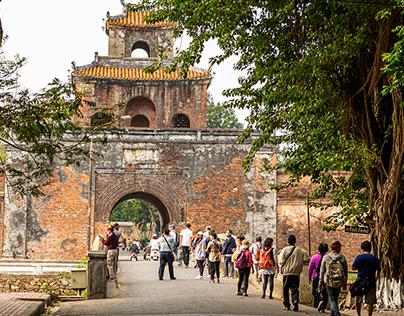 Hoàng thành -Imperial City of Huế