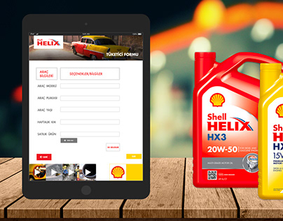 Shell CRM Data Management