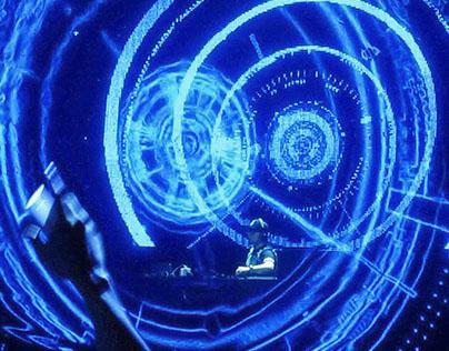 Hologram / Visual Experiment