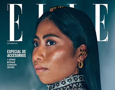 ELLE MEXICO SEPT 2021 (Set design)