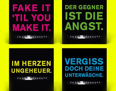 Prada Meinhoff - Sticker