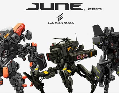 Mech Design/ June, 2017