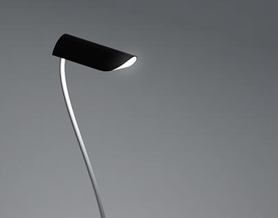 Lámpara Swan