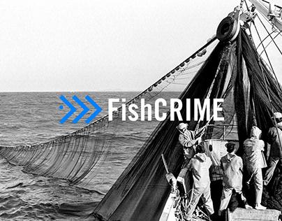 Fishcrime brand and web