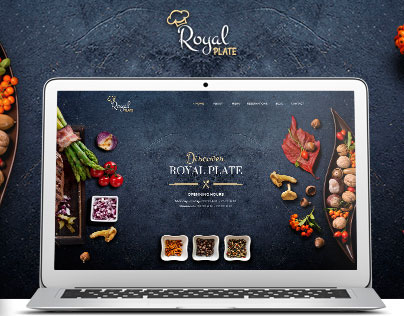 Royal Plate - Restaurant & Catering