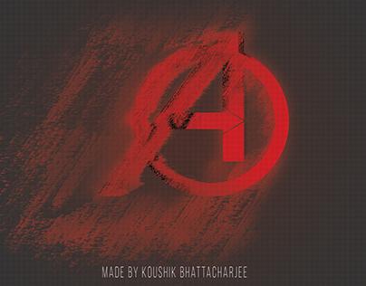 Avenger Logo Design