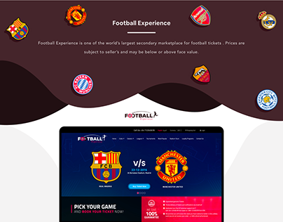 Football experience