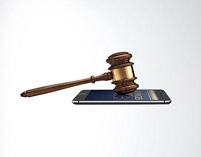 Sveriges Rikes Lag - App