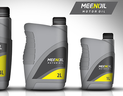 Product Package Design For MeenOil