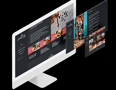 Website Carolina Café