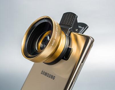 Commercial Shoot | Smartphone Clip Lens