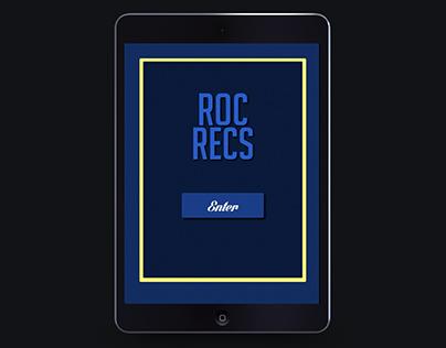 ROC Recs