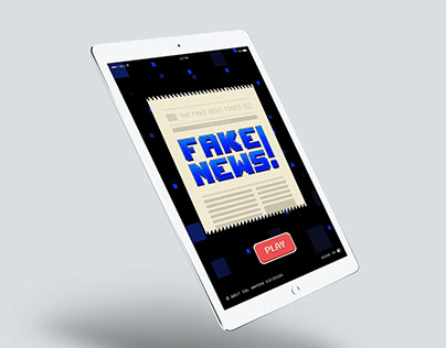 Fake News: The iOS Game
