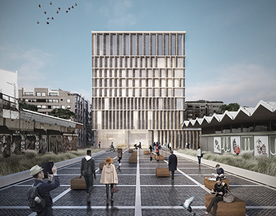 Uniandes Competition - MoBo Architects