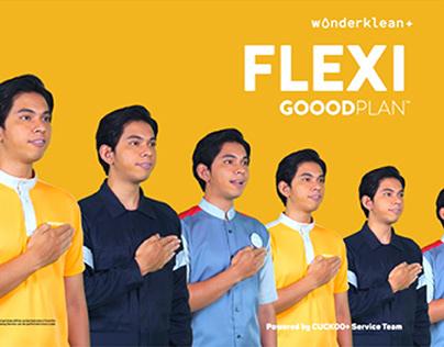 Wonderklean FLEXI GOODPLAN