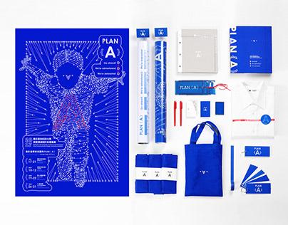 Visual identity | PLAN {A}