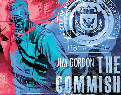 Jim Gordon - The Commish