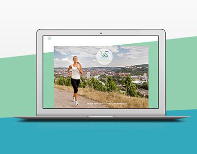 Webdesign Wassilina Bausenwein - Personal Trainer