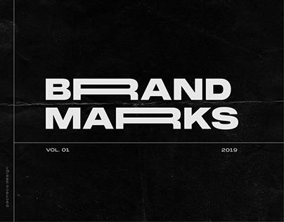 BRAND MARKS VOL. 01 | 2019